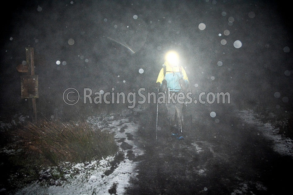 Winter Treking Night