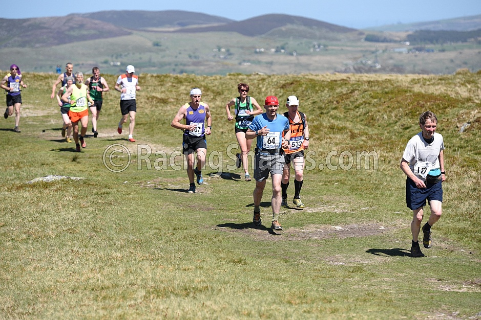 Moel Elio Fell Race 2016