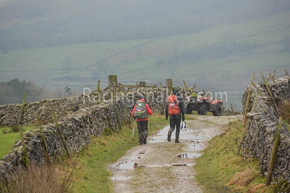 The Spine Race Day 3 2016