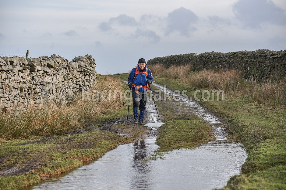 The Spine Race 2015