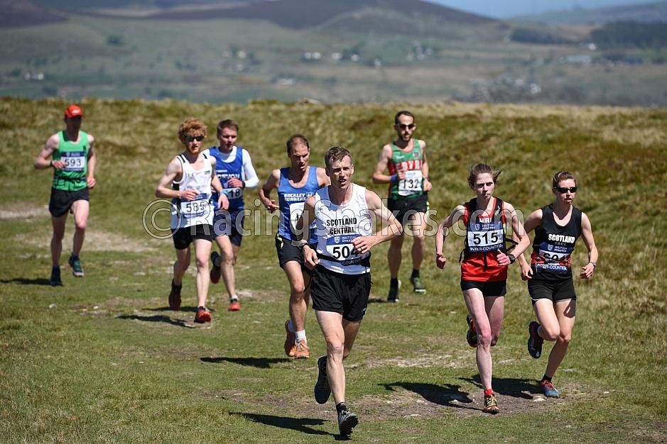 Moel Elio Inter Counties Fell Race 2016
