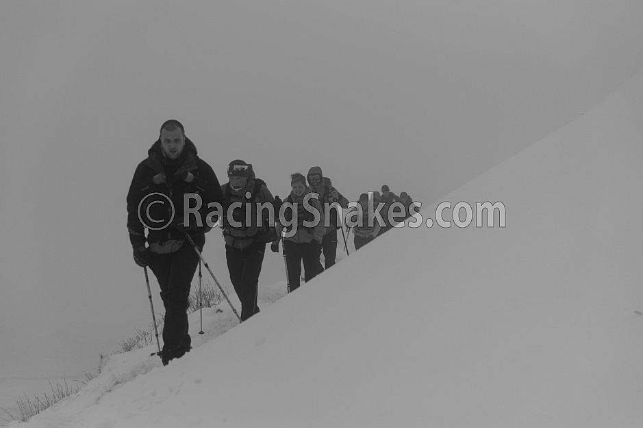 The Challenger Spine Race