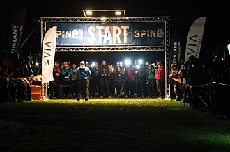 Start of Race in Darkness