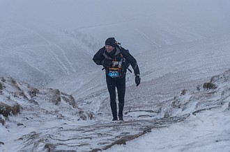 The Montane Spine Race Day 1 Challenger