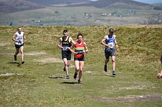 Moel Elio Inter Counties Fell Race 2016