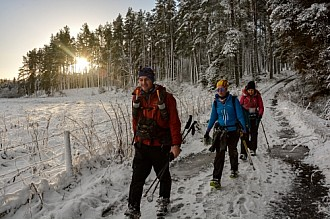 The Spine Race Day 7 2016