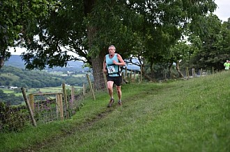 the druid fell race 13thJuly 2016