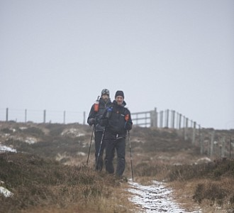Montane Spine Race 2019 Day 7