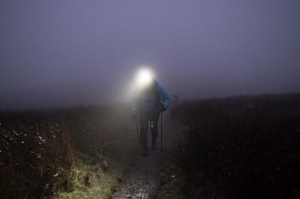 Spine Race Day 3 Jimmy Hyland