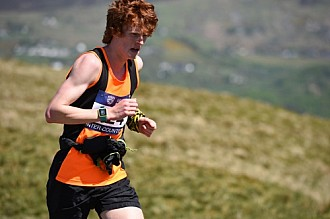 Moel Elio Inter Countes Fell Race 2016