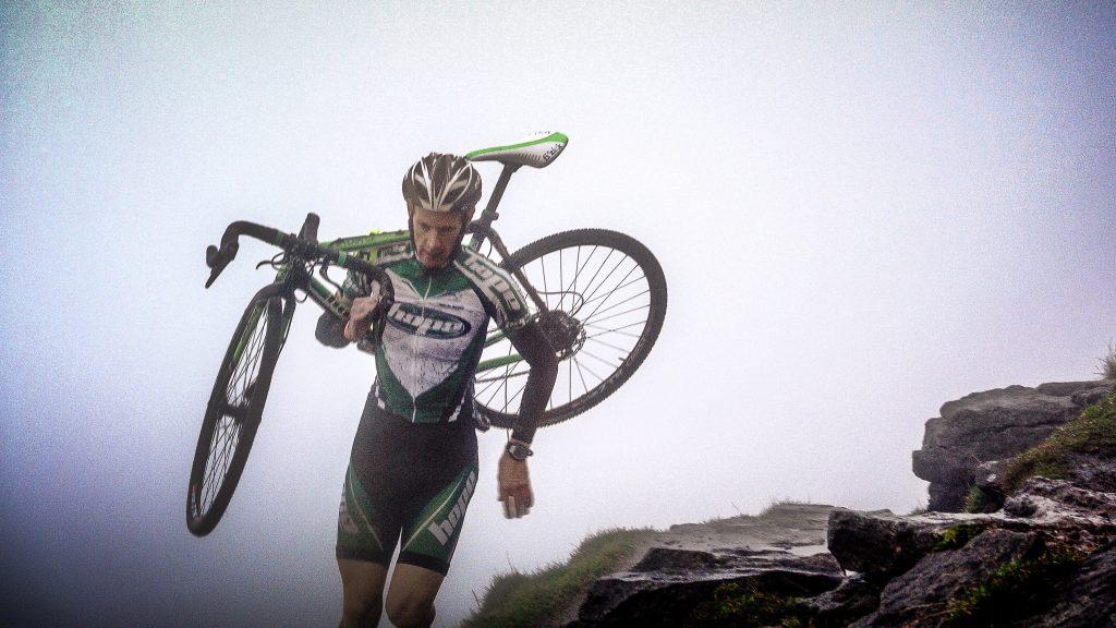3 Peaks Cyclocross race 2012