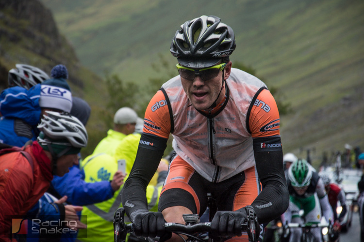 Honister Pass Tour of Britain