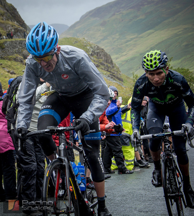 Tour of Britain Honister Pass photos