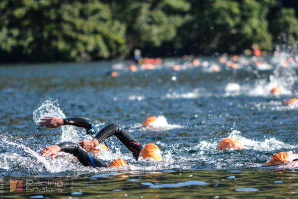 Buttermere Triathlon swim