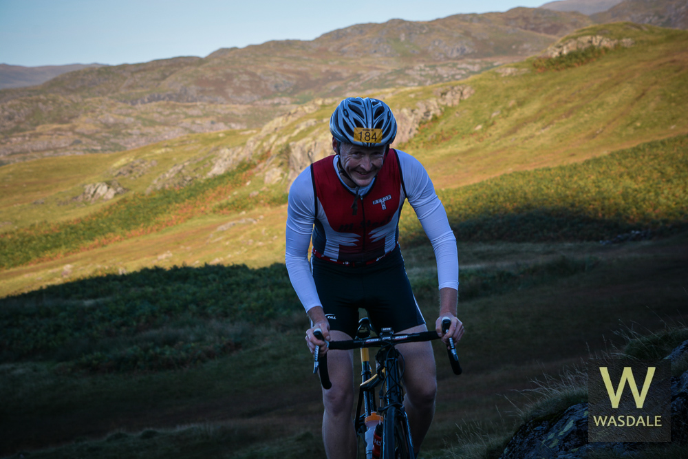 Wasdale Tri - Bike stage