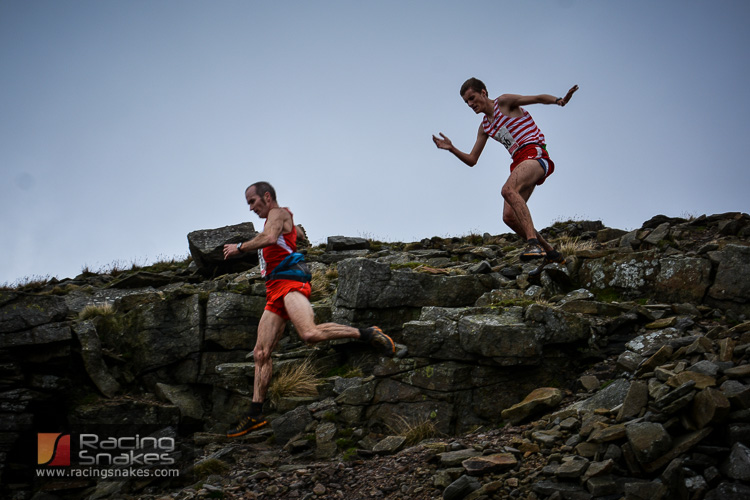 Whernside fell race