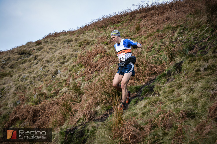 Tour of Pendle Fell race